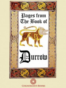 PAGES FROM THE BOOK OF DURROW